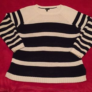 Talbots pull over sweater